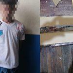 Detención Judicial contra acusado de matar a su tía en Intibucá
