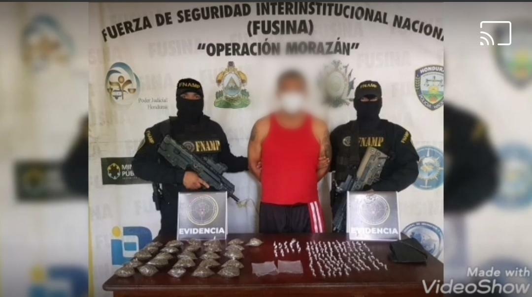 PRISIÓN SUP DISTRIBUIDOR DE DROGAS EN SABÁ