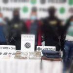 Prisión Preventiva en contra de cuatro miembros de células de tráfico de drogas