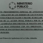 ANTEJUICIO EXALCALDE DE LA CEIBA