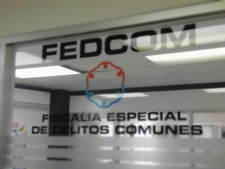 FEDCOM ROTULO 1