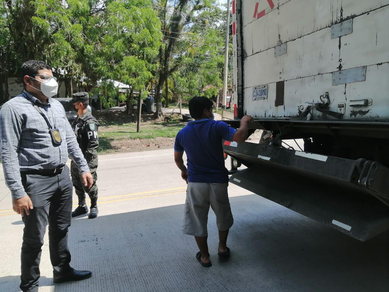 OPERACIÓN OMEGA III prevenir delitos de contrabando y defraudación SPS