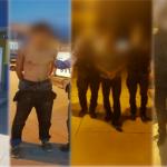 detenidos comayagua