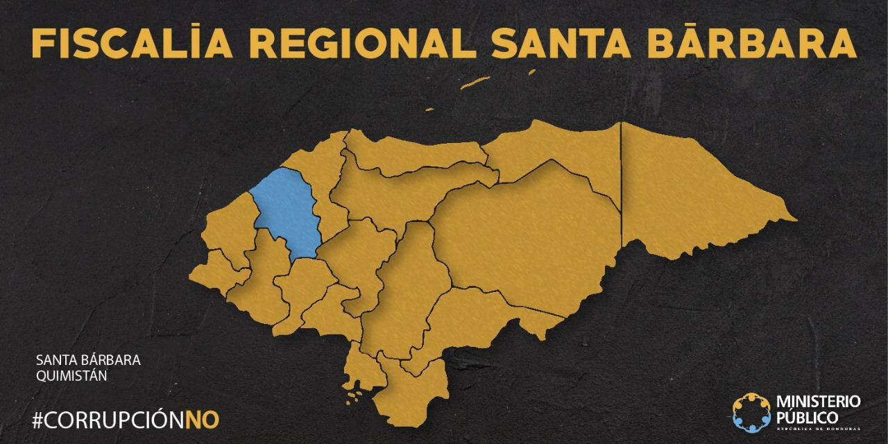 Mapa Santa Barbara