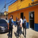 15 detenidos en Danlí