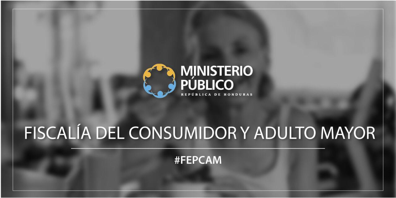 F. consumidor y adulto mayor