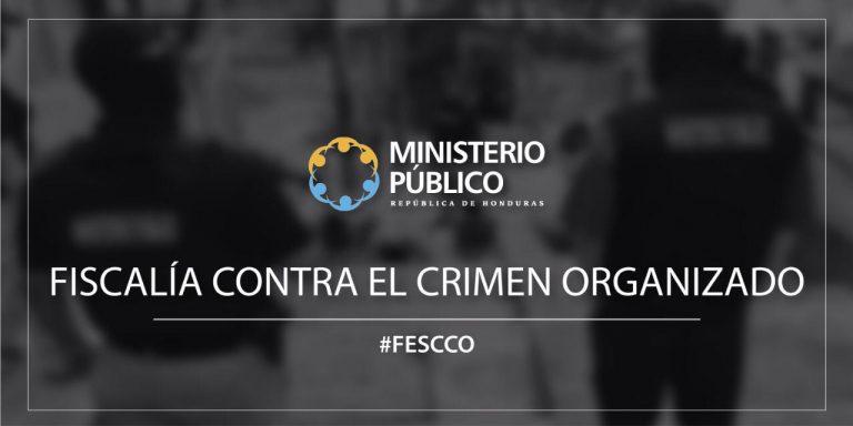 F. contra el crimen organizado