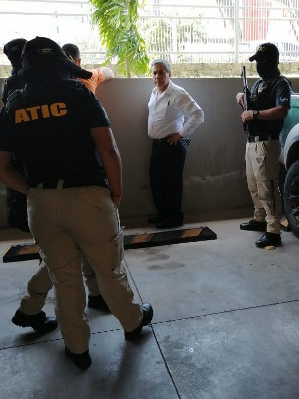 capturan al alcalde de Tatumbla