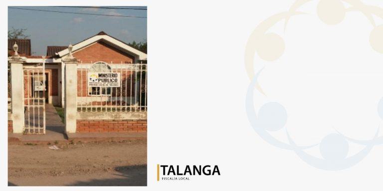 fachada de Talanga