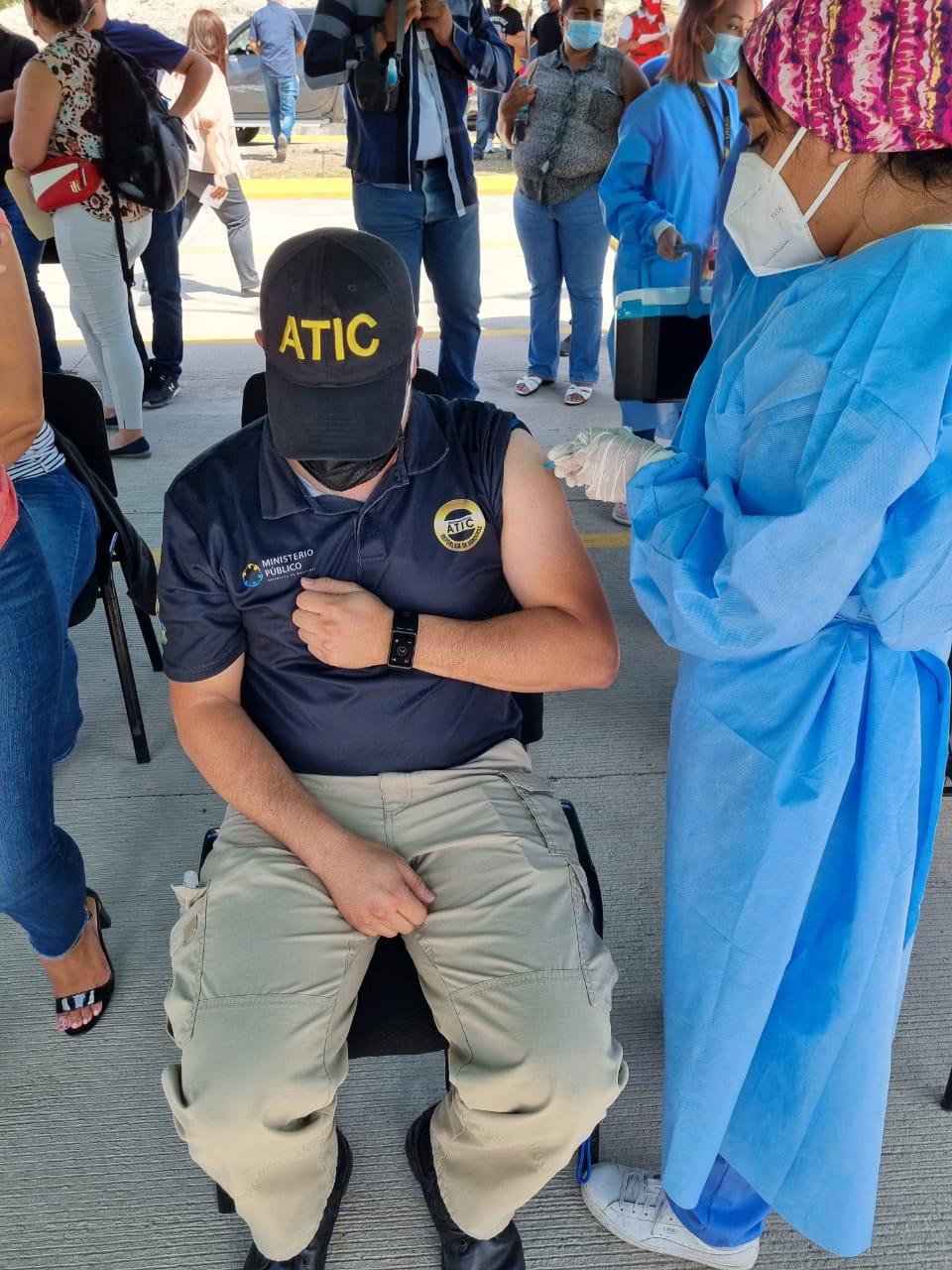 vacunación ATIC