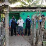18 personas detenidas en Bajo Aguán durante operación OMEGA VI