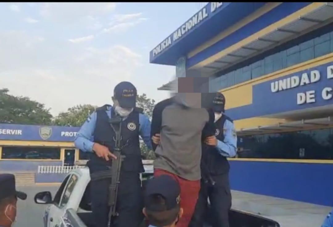 A prisión presuntos asesinos de tres jóvenes en Comayagua
