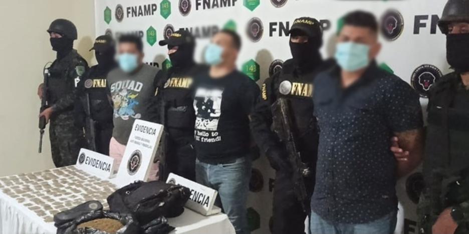Condenado distribuidor de drogas que operaba en el Parque Central de Tegucigalpa