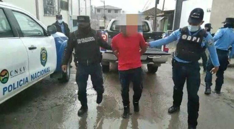 Militar es capturado por homicidio en San José La Paz