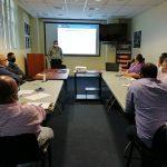 Peritos Forenses reciben capacitación para optimizar análisis de indicios relacionados con alteración de documentos y placas de vehículos