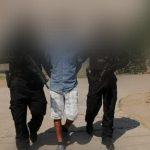 acusado presunto vendedor de droga