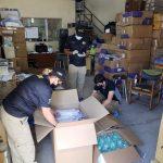 agentes de la atic verifican estado de ventiladores mécanicos en Comayagua