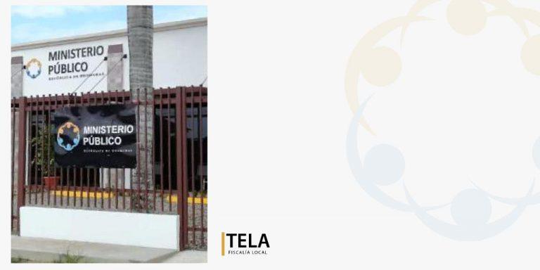 fachada de Tela