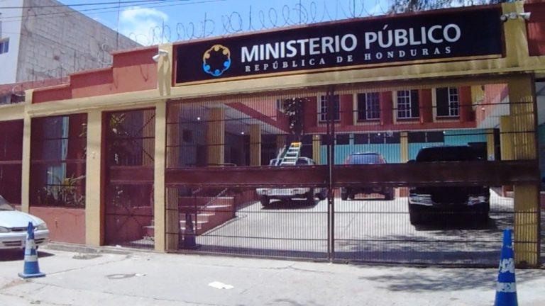 fiscalía local de La Paz