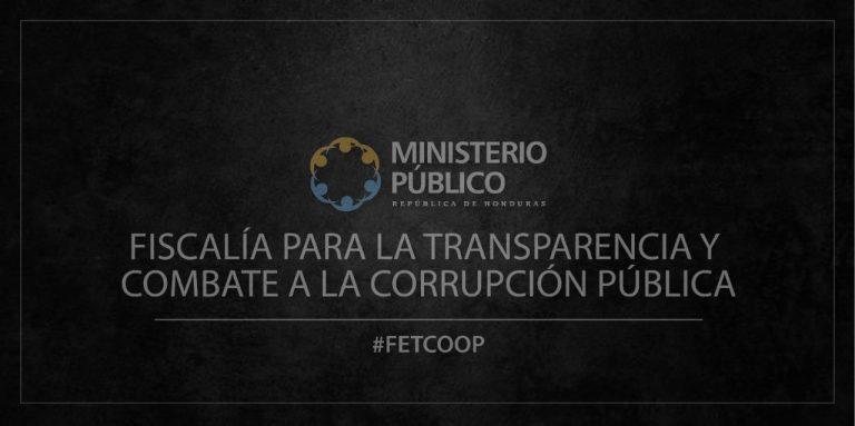 fiscalía para la transparencia y combate a la corrupción pública