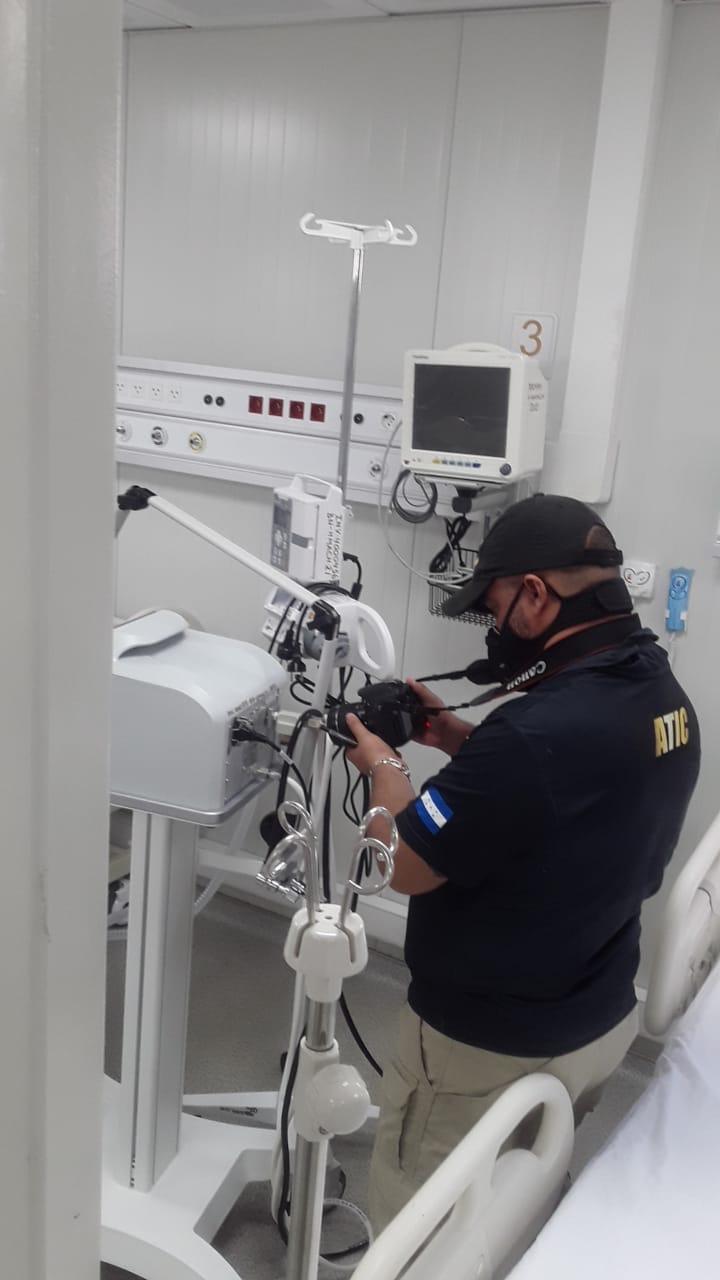 siguen investigaciones caso hospitales móviles