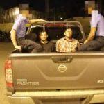 Condenas y la ejecución de órdenes de captura por diversos delitos reportan agentes de tribunales del Ministerio Público en El Progreso