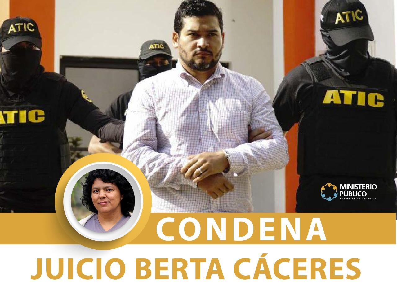 MP demuestra la culpabilidad del presidente de DESA en el asesinato de Berta Cáceres