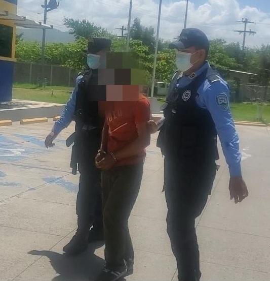 Supuesto homicida y otros cuatro implicados en delitos son acusados en Comayagua