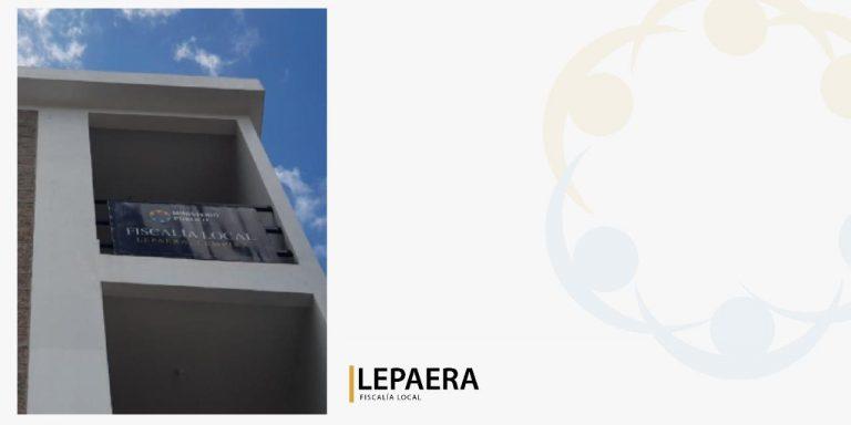 fachada Lepaera