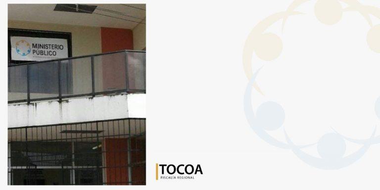 fachada de Tocoa