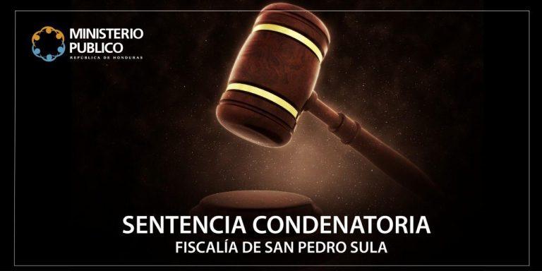sentencia f. San Pedro Sula